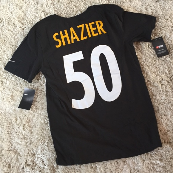 1c3621804 Nike NFL Pittsburgh Steelers Ryan Shazier Shirt S